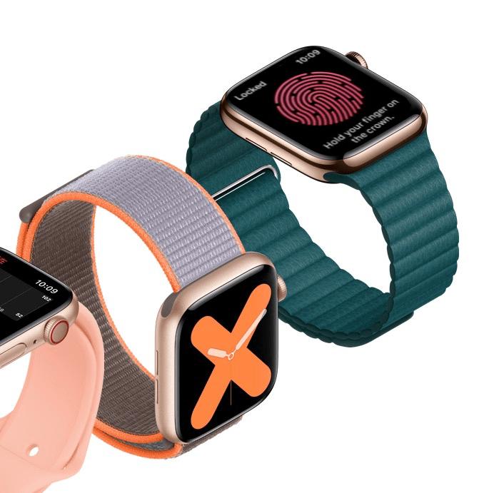 新しい Apple Watch Touch IDを搭載?