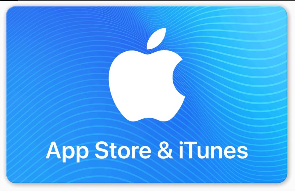 App Store & iTunes ギフトカード 10%増量キャンペーン 4/24まで