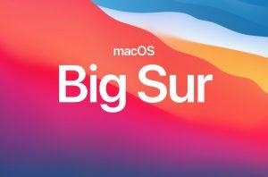 macOS Big Sur ダウンロードが可能になりました。〜インストール完了
