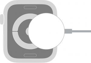Apple Watch モバイルバッテリーでの充電が勝手に切れる対策