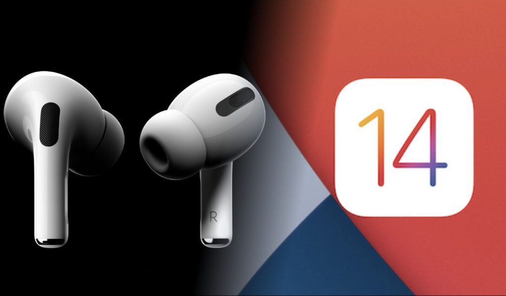 Apple AirPods Pro × iOS14で空間オーディオを利用する(ファームウェアアップデート方法の解説付)