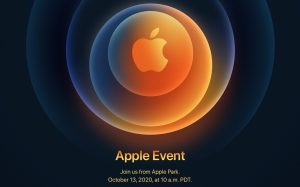 Apple 10月14日 午前2時 イベント開催