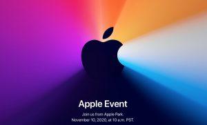 2020年11月11日に Appleシリコン仕様のMacBook Air、MacBook Proを発表?intel Mac最終モデルを買うなら今!