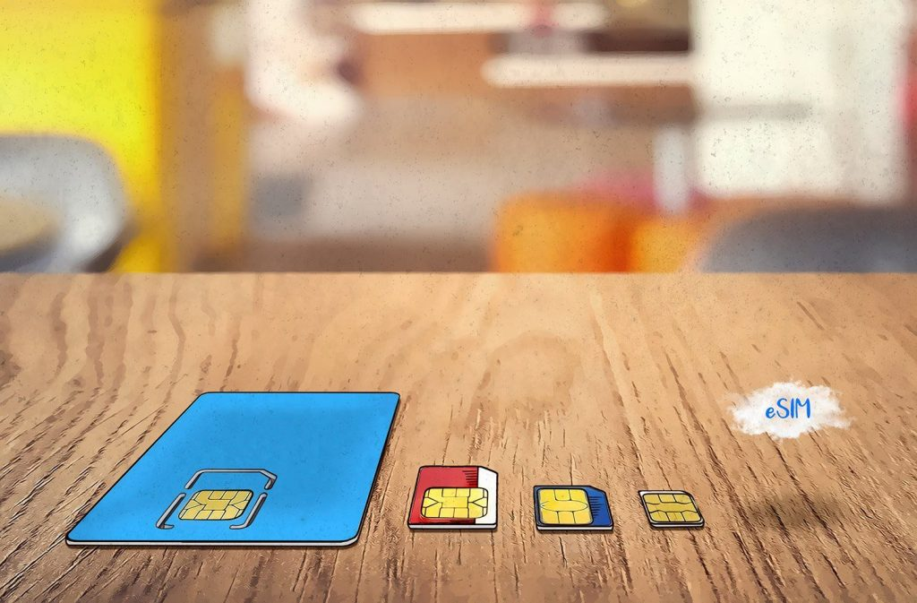 iPhone 物理SIM と eSIM の併用でバッテリーの持ちが悪くなる